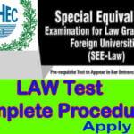 LLB Graduates See-Law equivalence exams 2021