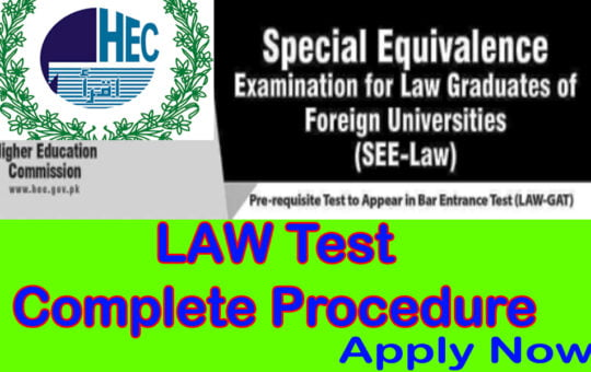 LLB Graduates See-Law equivalence exams 2021 for foreign universities