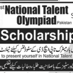 National Talent Olympiad NTA Scholarship 2021