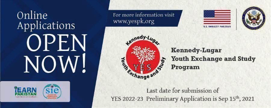 High school scholarship YES USA youth exchange study 2021