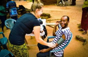 How to become a paid volunteer in Africa