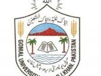 Roll No Slip online Gomal University